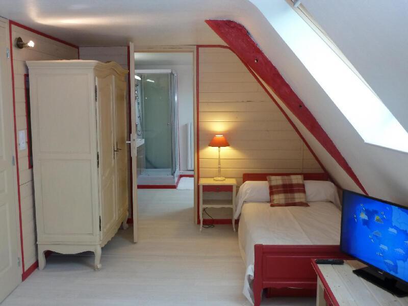 5 chambres d 39 hotes de charme au mont saint michel jardin for Chambre d hote saint malo