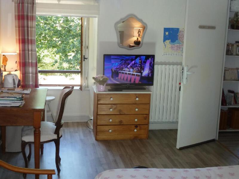 5 chambres d 39 hotes de charme au mont saint michel jardin fleuri - Chambre d hote mont saint michel ...